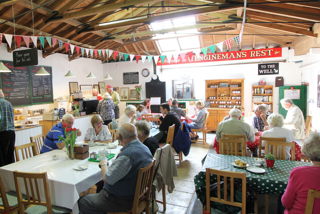 The Engineman's Rest Cafe