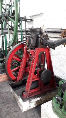 Horne Oscillating Cylinder Engine