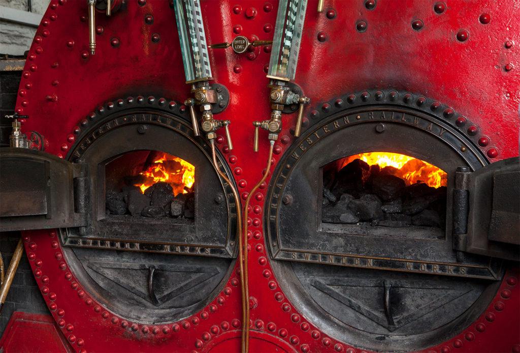 The Lancashire Boiler